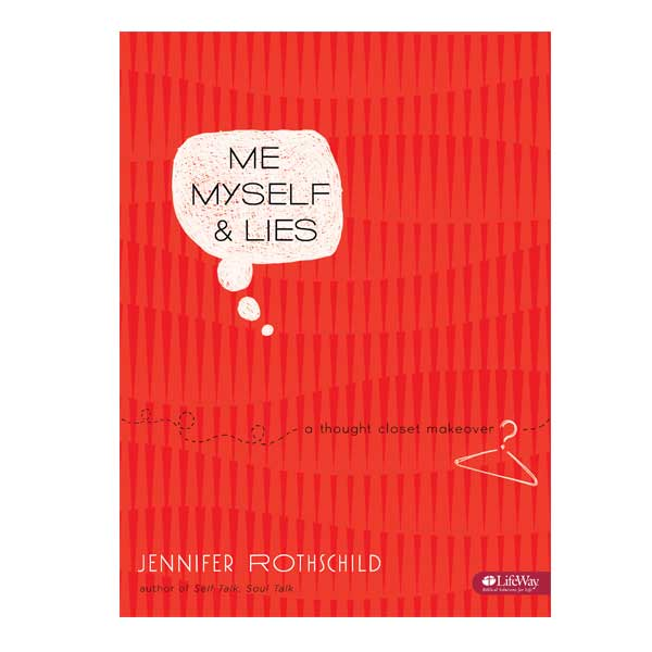 Me, Myself & Lies Bible Study Member Book