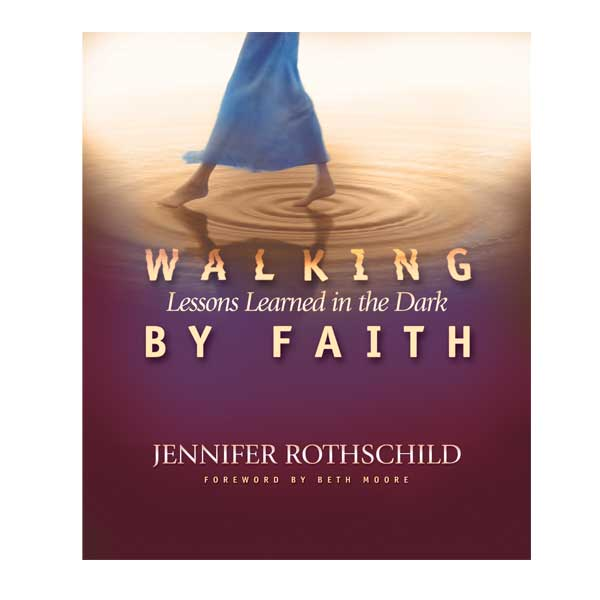 Walking by Faith: Bible Study DVD Series [DISCS ONLY]