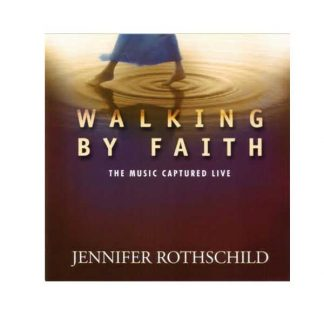 Walking by Faith The Music Captured Live CD
