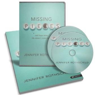 Missing Pieces Bible Study Member Book