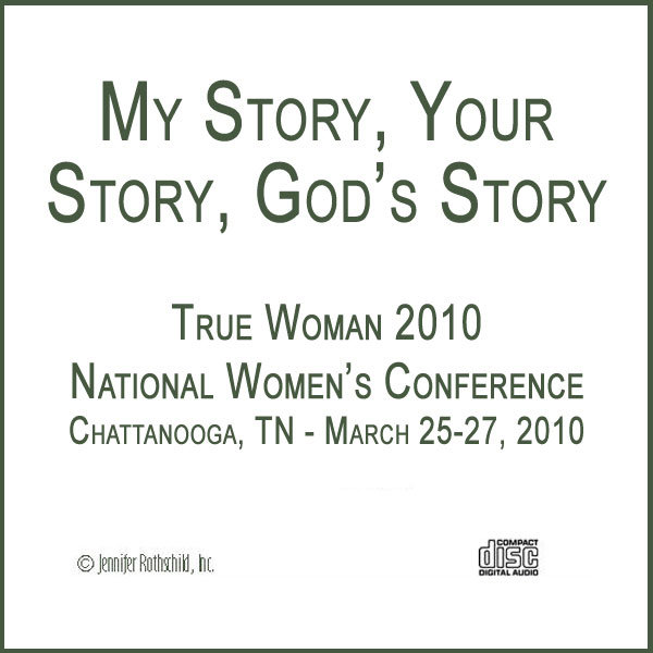 My Story, Your Story, God's Story - Audio CD