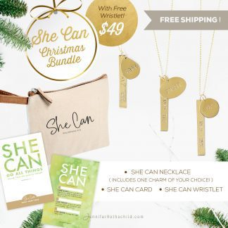 She Can Christmas Bundle 2018