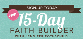 15-Day Faith Builder