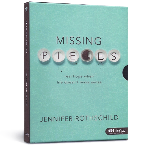 Jennifer Rothschild Missing Pieces