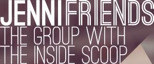 JenniFriends Logo