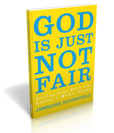 God is just not fair book