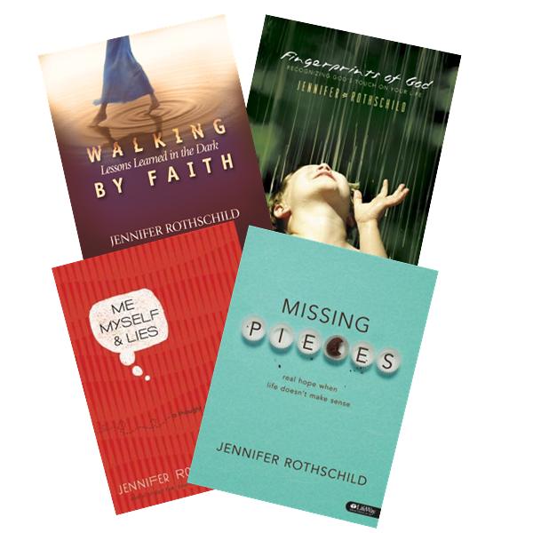 Jennifer Rothschild Bible Studies