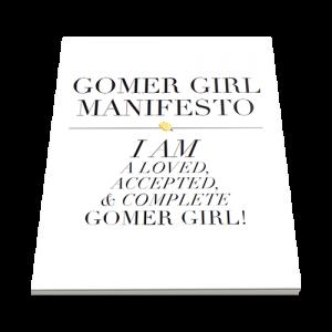 gomer-girl manifesto