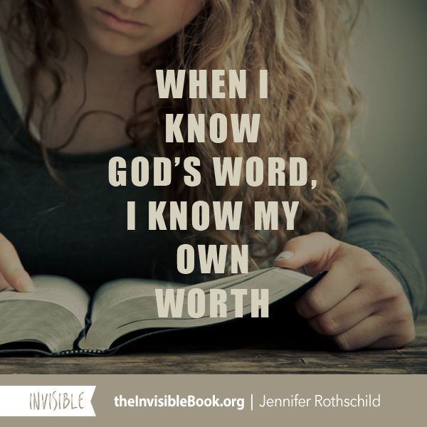 My worth