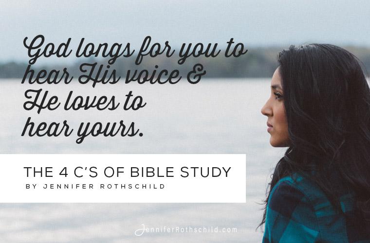 The 4 C's of Bible Study jpg