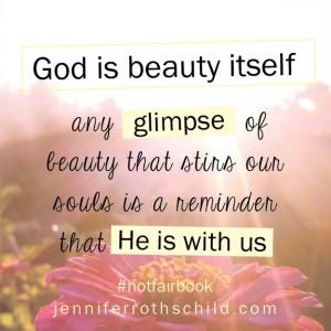 God is beauty
