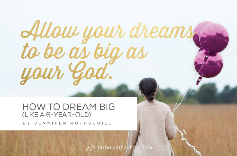 How to Dream Big image