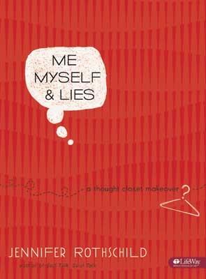 Me, Myself & Lies Bible Study Member Book