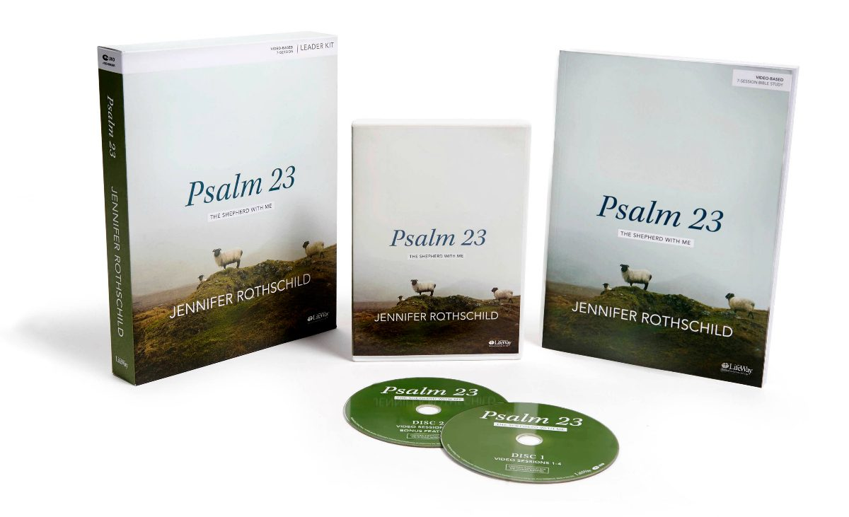 Psalm 23 leader kit image
