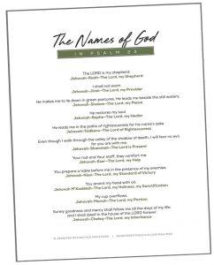 names-of-God-psalm-23-image