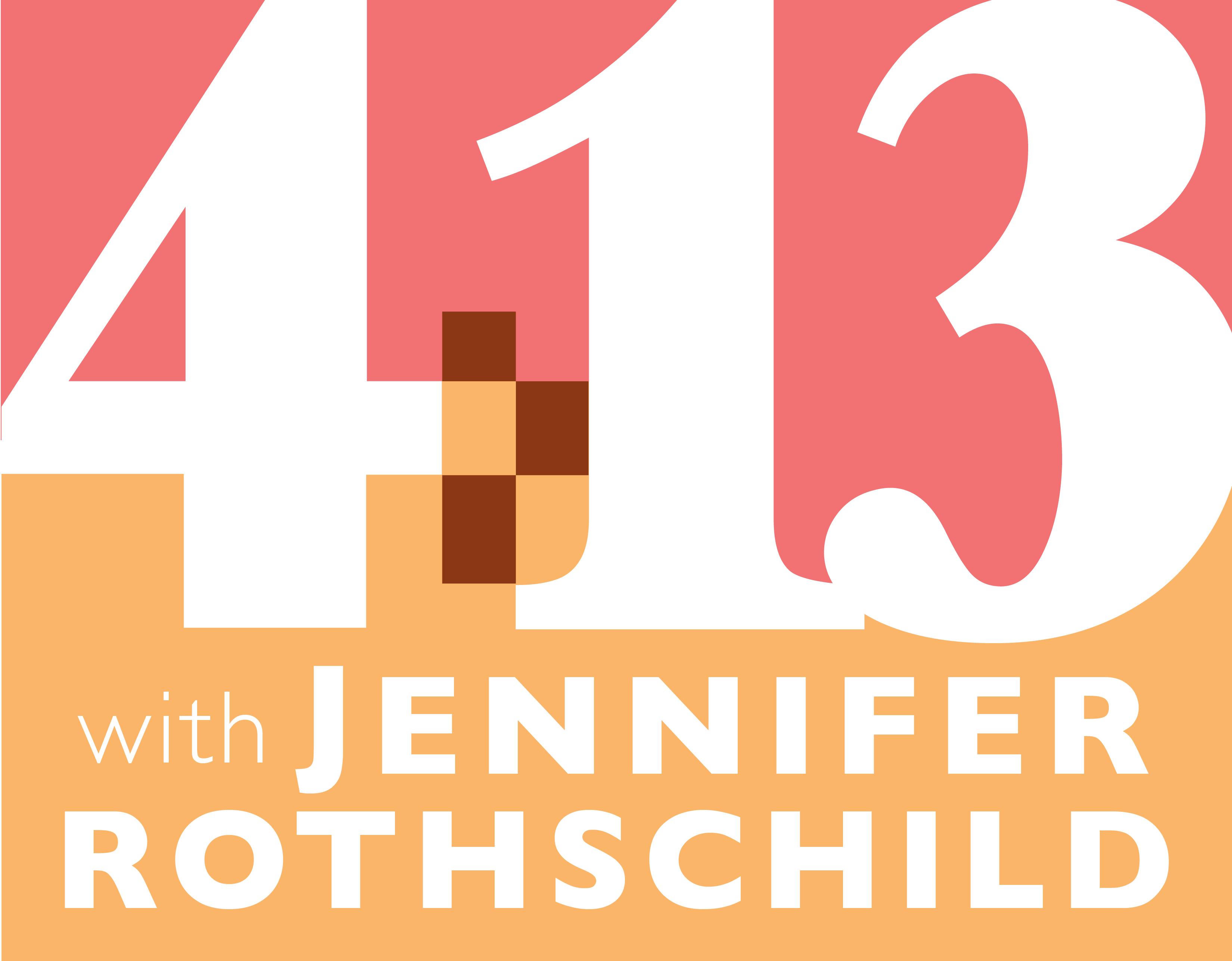 413 Podcast Logo - no pic