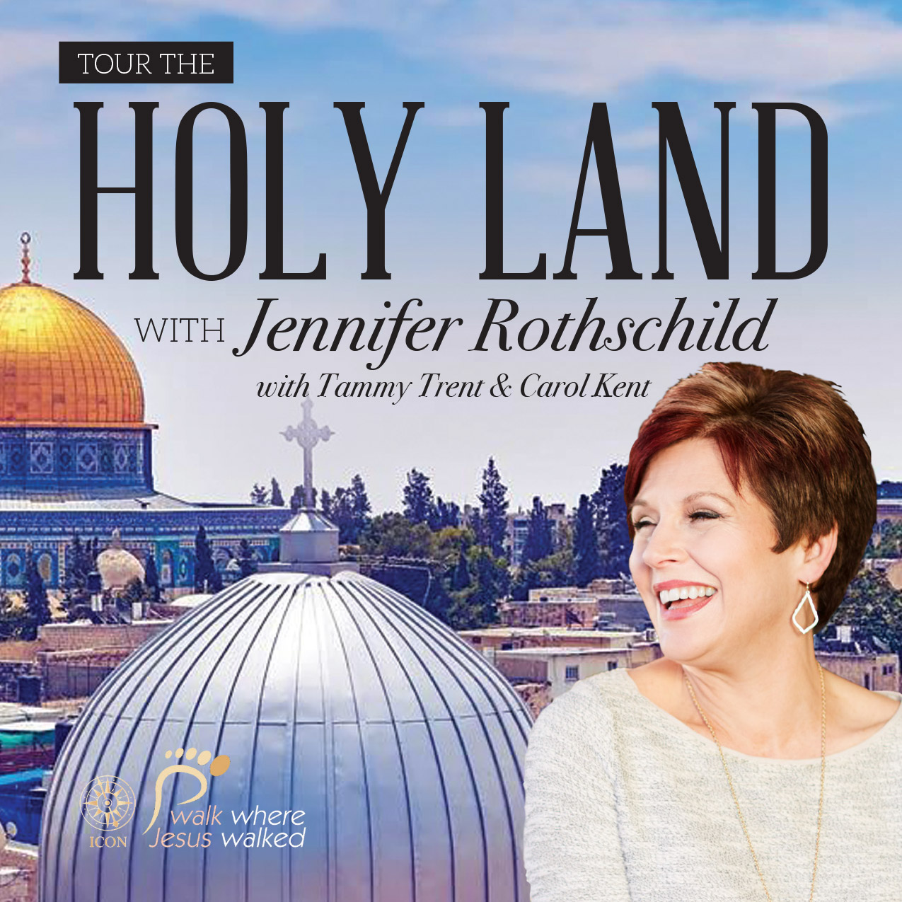 JR Holy Land tour