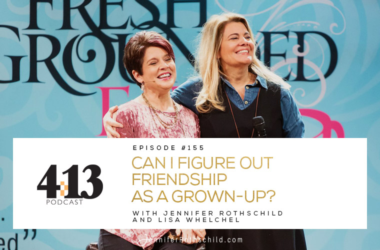 Figure Out Friendship Grown-up Lisa Whelchel