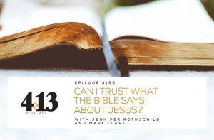 Trust Bible Says Jesus Mark Clark