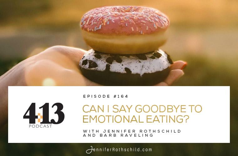 Say Goodbye Emotional Eating Barb Raveling